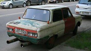 Сборник приколов про Автомобили/Разные случаи на дорогах!
