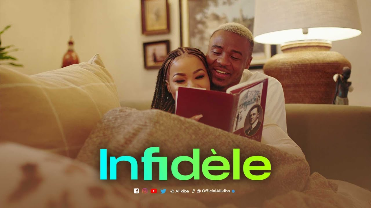Download Alikiba - Infidèle (Official Music Video)
