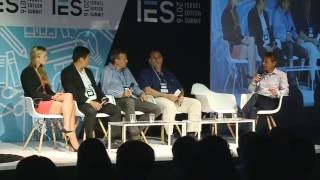 Big Data & Personalized Learning. Panel at IES2016
