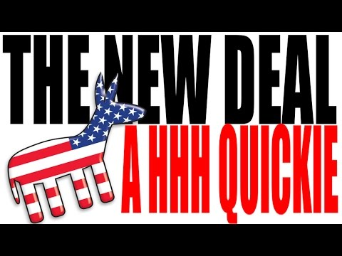 The New Deal Explained in One Minute