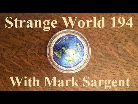 Flat Earth & the Calgary conference SW194 Mark Sargent ✅