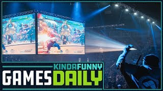 EVO 2018 Recap and Announcements! - Kinda Funny Games Daily 08.06.18