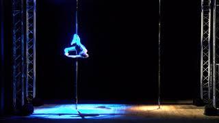 Championnat Inter Régional Pole Dance Nord 2019 - Charlize Haquin - Catégorie Junior 1