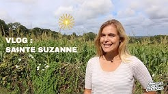Sainte Suzanne : une cité médiévale, classée parmi les Plus Beaux Villages de France