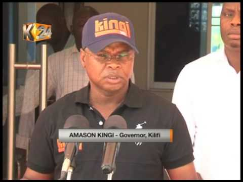 Kilifi Governor goes easy on 6 Companies allegedly involved in the Sh.51M theft