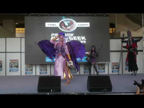 related image - Mangame Show - Fréjus - 2016 - Concours Cosplay Dimanche - 05 - League of Legends