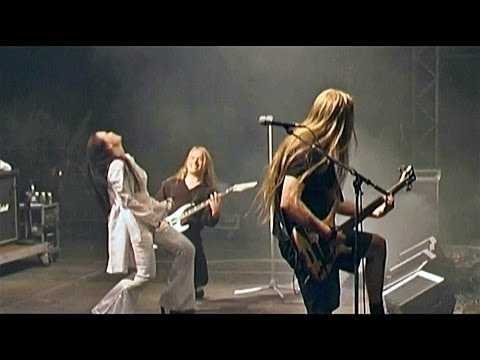 Nightwish - She Is My Sin Live at M'Era Luna (2003)