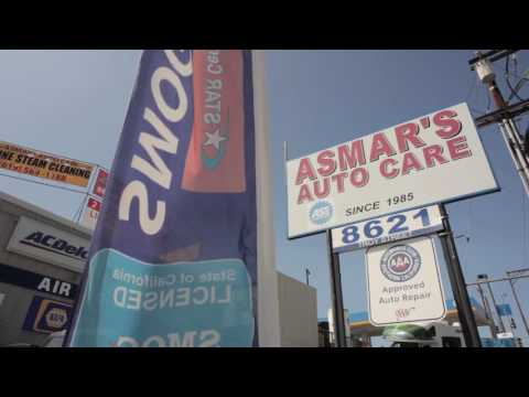 Trust your vehicle to Asmar's Auto Care in Spring Valley, California