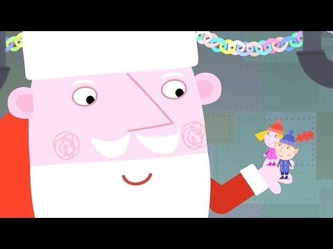Ben y Holly - El Polo Norte Ben y Holly Navidad2 HORAS - capitulos completos - Dibujos Animados