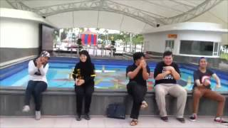"""""""Pharrell Williams - Happy"""" We are from Brunei by Seeds"""