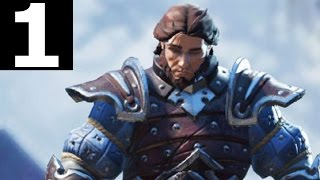 Divinity Original Sin 2 Part 1 Walkthrough Gameplay No Commentary Playthrough Early Access 2016