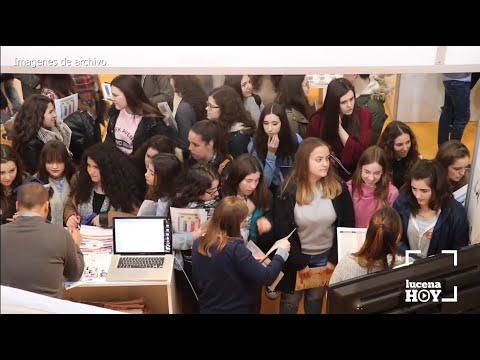 VÍDEO: En marcha la organización de una nueva edición del Salón del Estudiante de Lucena