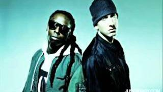 Gambar cover eminem ft lil wayne-no love bass boosted.wmv