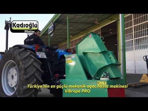 Vibrope Maxi Ceviz Badem Silkeleme Makinesi