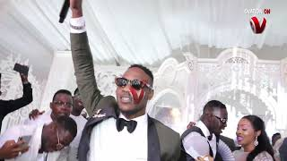 L.A.X Performance at his brother, Olayinka Afolabi  Wedding