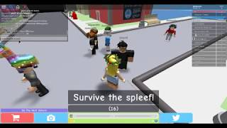 today me and meh twin are playing simon says on roblox ofc