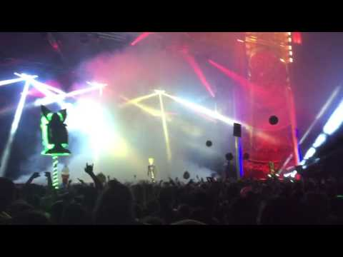 Baauer Live Electric Forest 2016