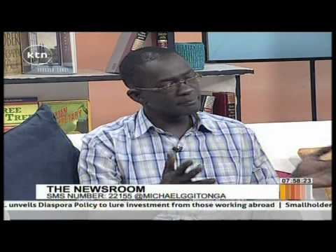 THE NEWSROOM: Land Grabbing in Kenya -  PART 2
