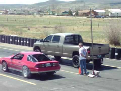 Evanston Wyoming Drag Racing