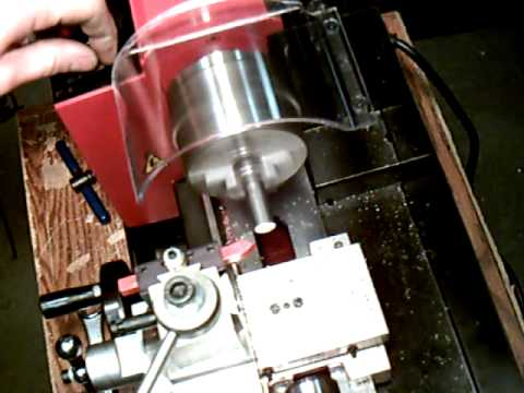 Harbor Freight 7 x 10 Mini Metal Lathe Video 1 of 3