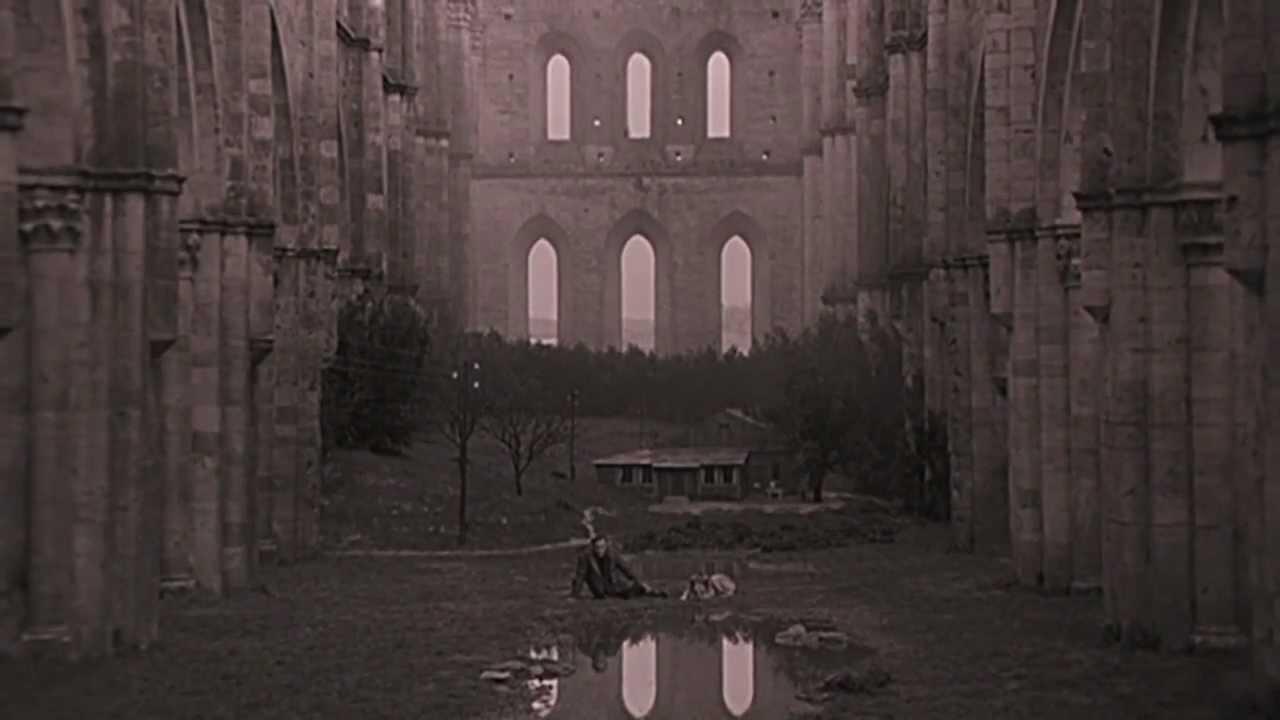 Andrei Tarkovski  Nostalghia 1983  Andrei Gortchakov