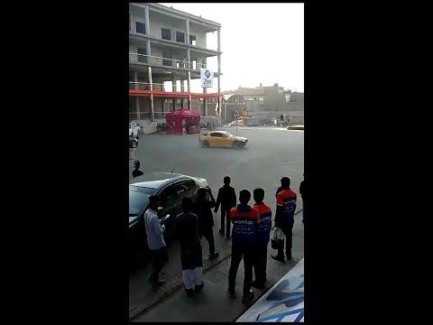 Auto Show in Misaq ul Mall