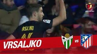 Video Gol Pertandingan Guijuelo vs Atletico Madrid