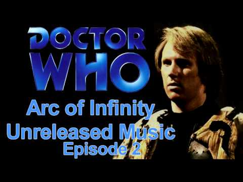 Doctor Who | Classic Episode: Arc of Infinity | Unreleased Music | Episode 2