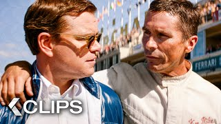 LE MANS 66 Clips & Trailer (2019)