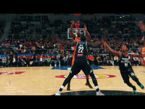 Voice over: The Sporting Globe and Melbourne United Promo