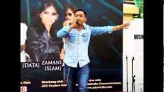 Data - Shidi Live in Singapore (Permaisuri & Nyanyian rindu buat kekasih)