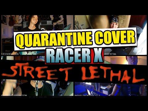 Racer X - Street Lethal - Quarantine Cover