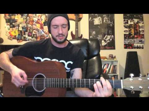 Incubus - Pardon Me Acoustic Covered by J Marsden