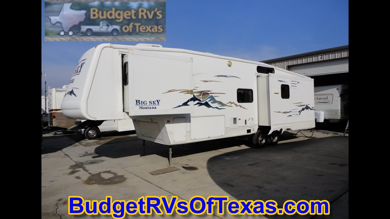 Big Fun In The Big Sky 2004 Big Sky Montana 3670rl 36ft 3