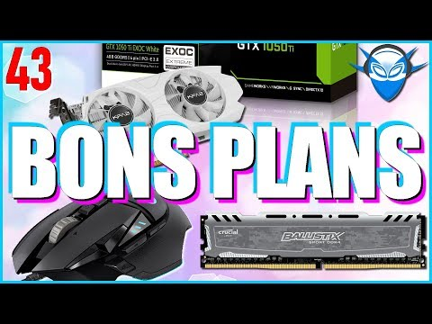 BON PLAN PC - Hardware & Gaming 2018 (S.43)