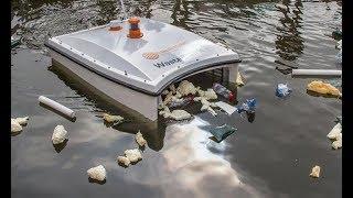 Cover images Tiburon_Robot limpiando los Oceanos→ netsysmx