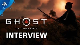 Ghost of Tsushima Interview | Details on Sucker Punch's Next Open World Adventure | PS4