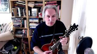 Carolan's Draught on mandolin