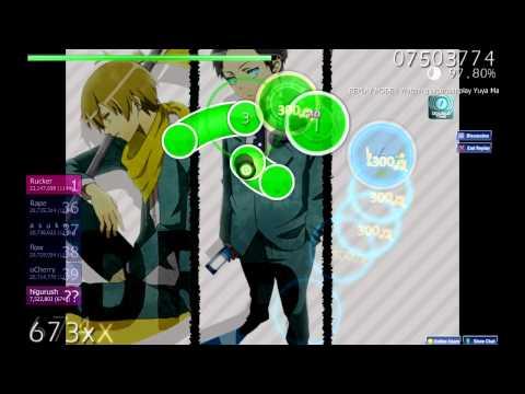 [HD] Osu! Yuya Matsushita - Trust Me [Trust Me] (Double Time)