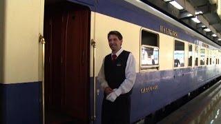 Un nuovo Orient-Express: da Budapest all'Iran sul treno di lusso