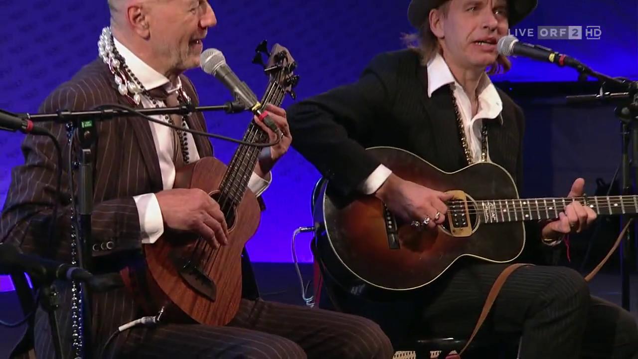 Ernst Molden - Awarakadawara [LIVE]   Wiener Festwochen Eröffnung 2017
