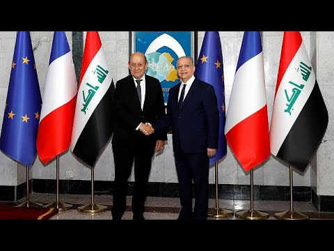 وزير الخارجية الفرنسي في بغداد لبحث مصير المقاتلين الأجانب …  - نشر قبل 16 دقيقة