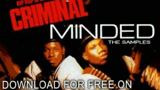 boogie down productions - The Bridge is Over - Criminal Mind