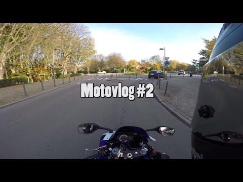 02. Motovlog - Le Retour après l'accident et photos - Virée à Liège - Guests Vamp Floflospeed poster