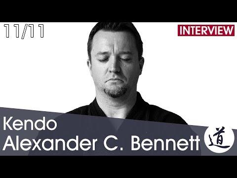 [Interview] Alex Bennett - Budo in today's modern world (S01E11- Final)