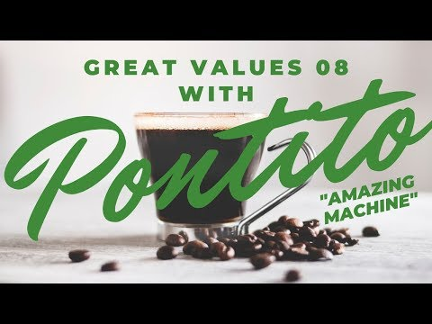 Great Values 08 - Amazing Coffee House Machine Tutorial with Pontito thumbnail