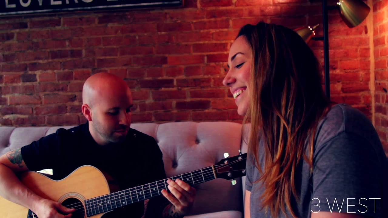 "3 West (Acoustic Duo) - ""The Way I Am"" by Ingrid Michaelson"