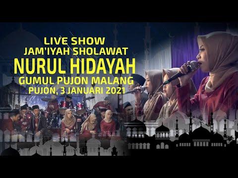 SHOLAWAT TERBARU 2021/NURUL HIDAYAH/PUJON MALANG