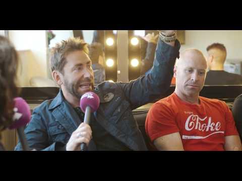 Nickelback: in conversation with Leona Graham