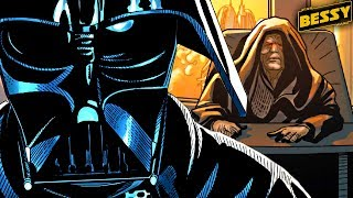 How Palpatine Scolded Darth Vader After Death Star's Destruction(Canon) - Explain Star Wars